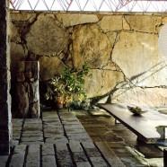 Noguchi and Izumi-Stone House in Shikoku