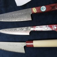 Azai-san, master knife maker from Takefu