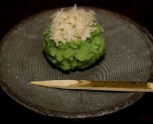Shimomura Osamu – Sweet maker in Kyoto