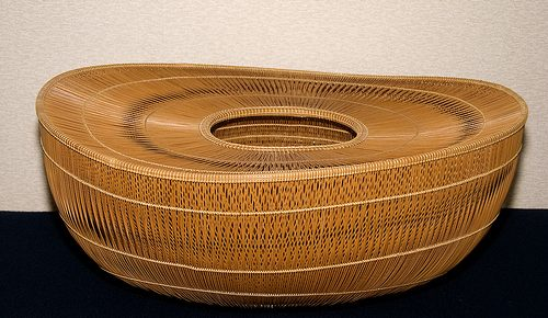 Jozan Sugita, Bamboo Artist