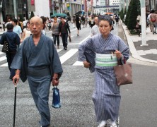 Tokyo is back!  (Kyoto never left)