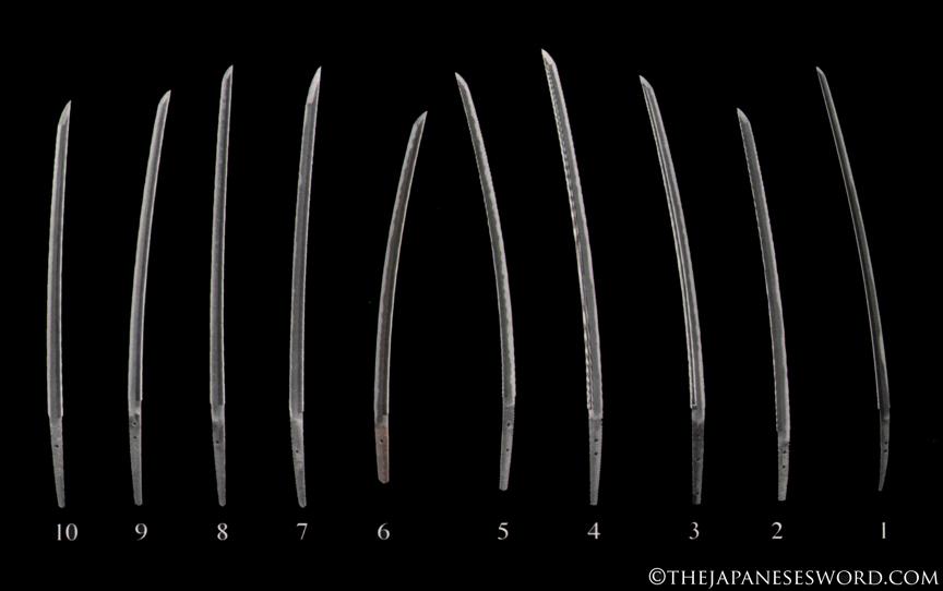 swordshapechart