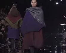 Issey Miyake Fall 2015/Winter 2016 Womenswear