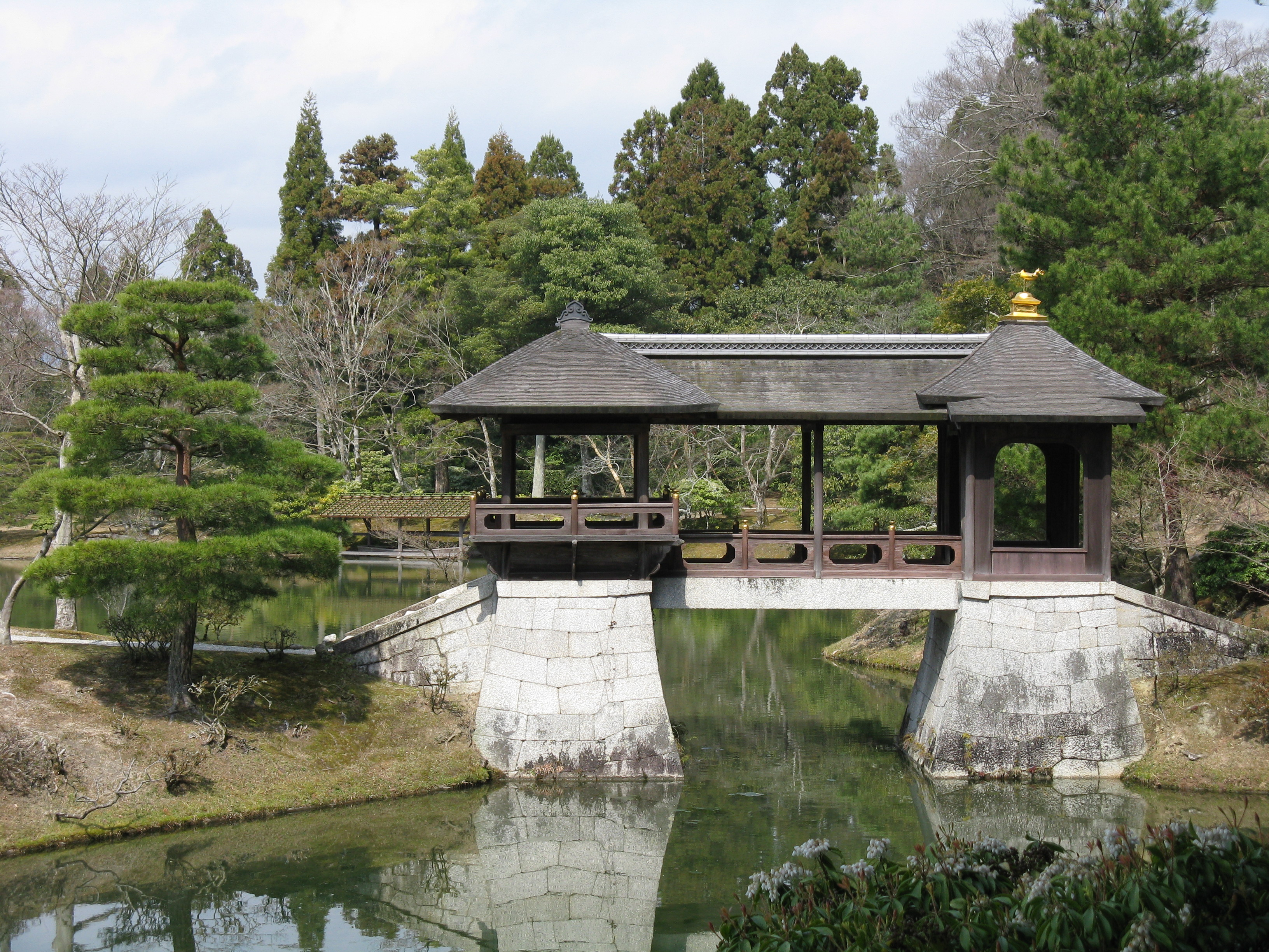 Shugaku-in: Spring is Here –  a Visit to an Imperial Villa