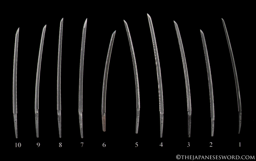 Swords by Paul Martin
