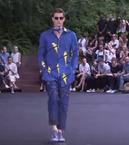 Issey Miyake | Spring Summer 2016 Menswear