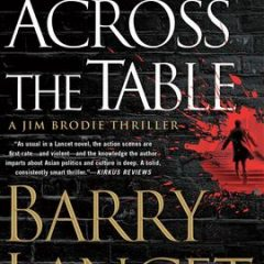 The Spy Across the Table:  Mysterious Book Report No. 290