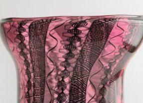 Glass artist brings Japanese sensibility to Venetian lace technique: Ushio Konishi