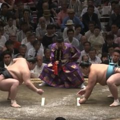Highlights of Day 2 of September 2018 Sumo Tournament