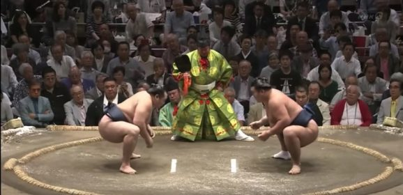 Highlights of Day 3 of September 2018 Sumo Tournament