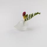 Contemporary glass artist Miya Kitamura